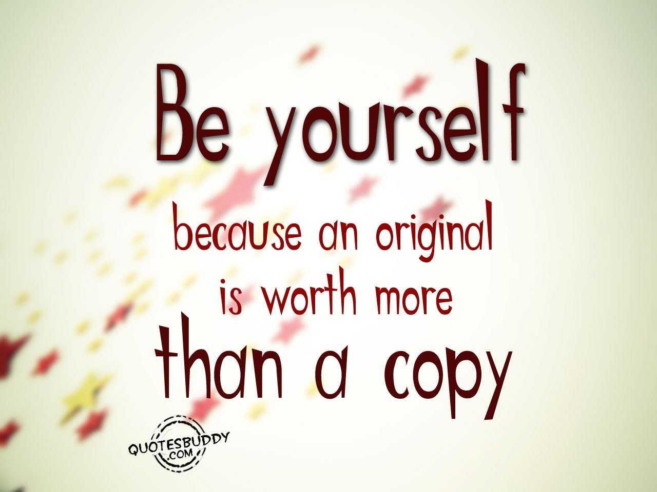 jangan jadi duplikat orang lain jadilah diri sendiri halaman all