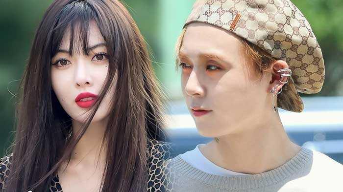 HyunA dan E'Dawn Dipecat Cube Entertainment, Artis Korea Dilarang Pacaran?