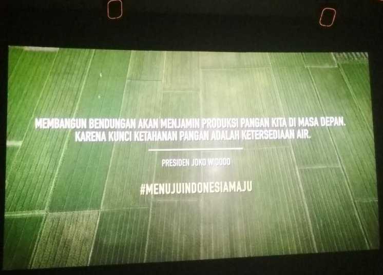 """""""Iklan Jokowi"""" di Bioskop, Apanya yang Salah?"""