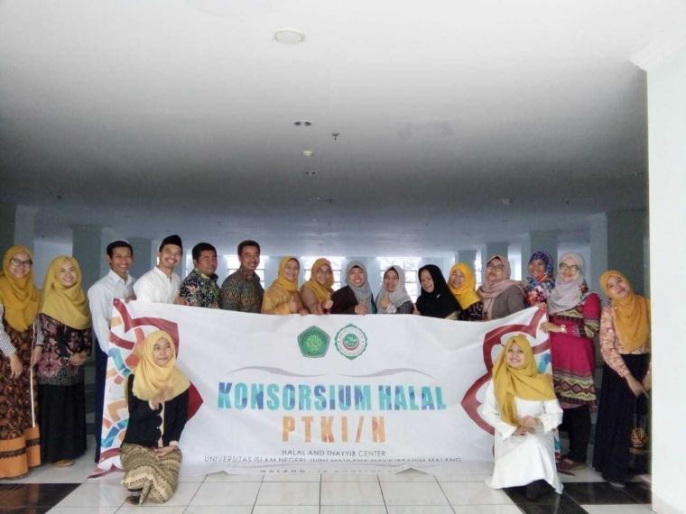 UIN Maulana Malik Ibrahim Malang Gagas Konsorsium Halal PTKI / PTKIN
