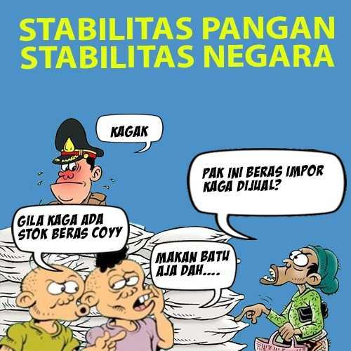 Stabilitas Pangan, Stabilitas Negara
