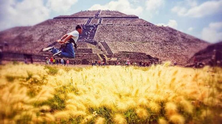 Teotihuacan dan Misteri Tempat Kelahiran Tuhan