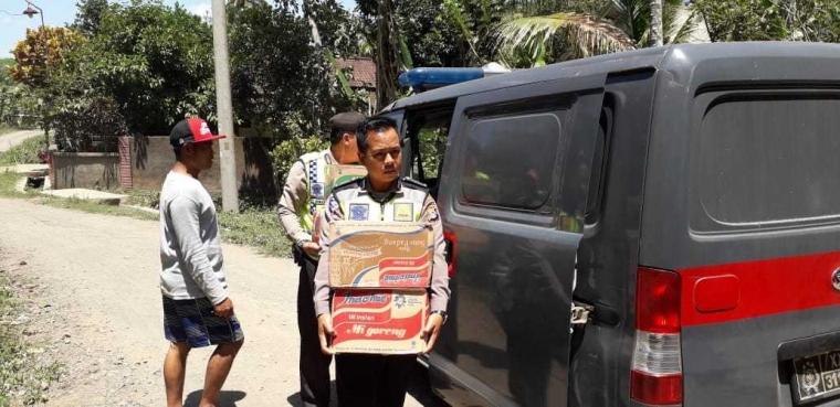 Sibuknya Ditlantas NTB Sejak Gempa Lombok