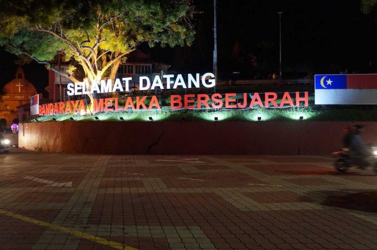 Ke Melaka, Jalan-jalan Sambil Belajar Sejarah