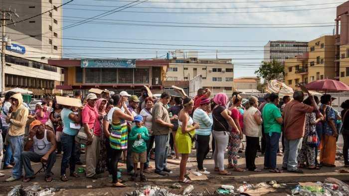 Krisis Venezuela di Antara Ekonomi, Revolusi, hingga Kopi Bandung