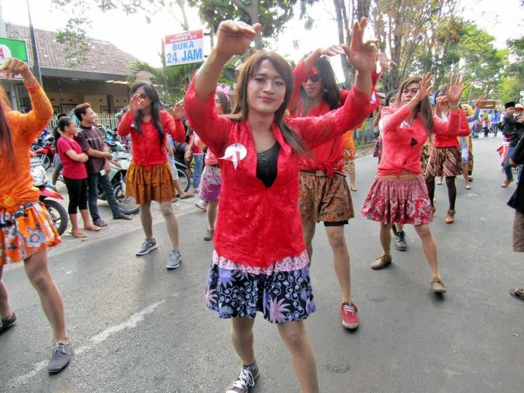 Karnaval Kampung, Lebih dari Sekadar Adu Kreativitas Warga Kampung