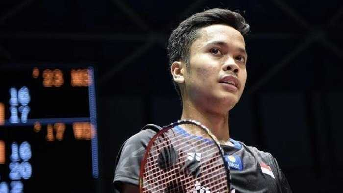 Ini Alasan Anthony Ginting Pantas Juara di China Open 2018