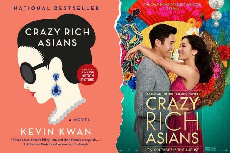 """Crazy Rich Asians"" dalam Sepiring Pangsit dan Sederetan Kartu Mahjong"