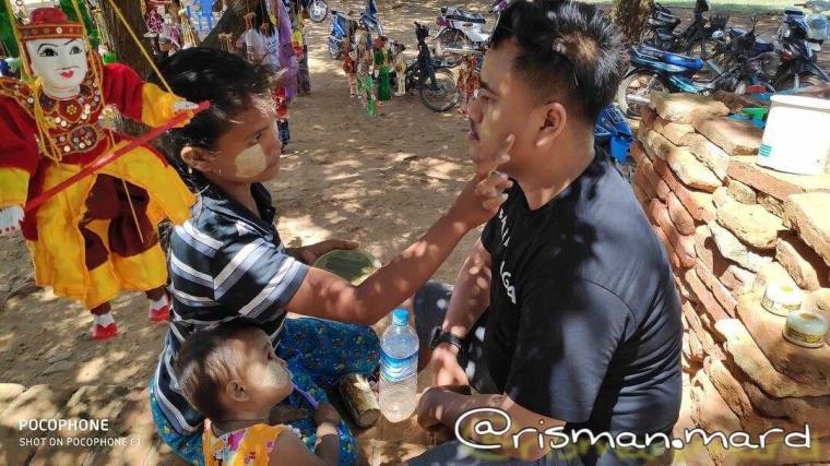 Keramahan Orang Myanmar, Lewati Batas Perbedaan