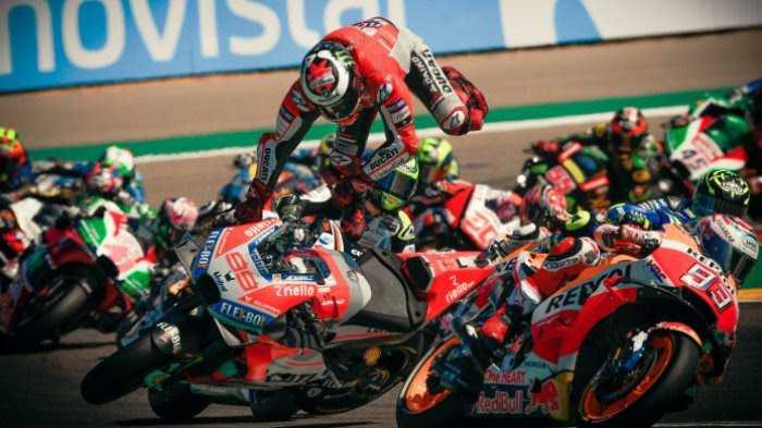 Marc Marquez Menambah Musuh Baru di MotoGP