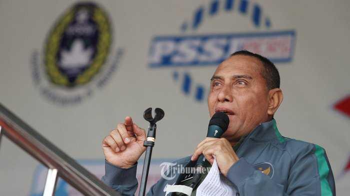 Ketua Umum PSSI, Ketika Arogansi Melebihi Kompetensi