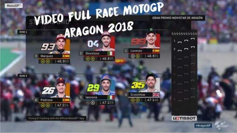 Hasil MotoGP Aragon 2018