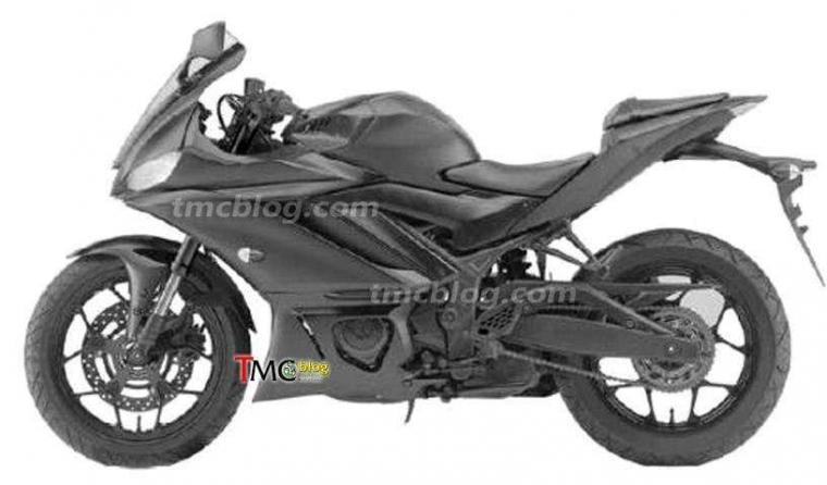 What? Ini Design Paten New Yamaha R25 Tahun 2019