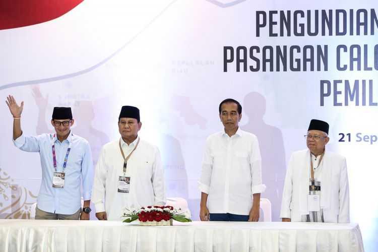 Jokowi Kunci Jawa Timur, Prabowo Wajib Menang di 3 Provinsi Ini
