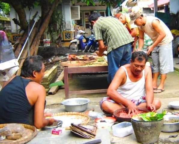 Masakan Bali Go Internasional?