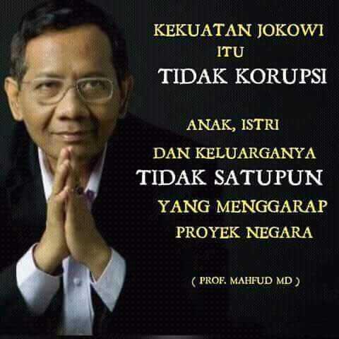 Kelemahan Jokowi dan Kelebihan Prabowo