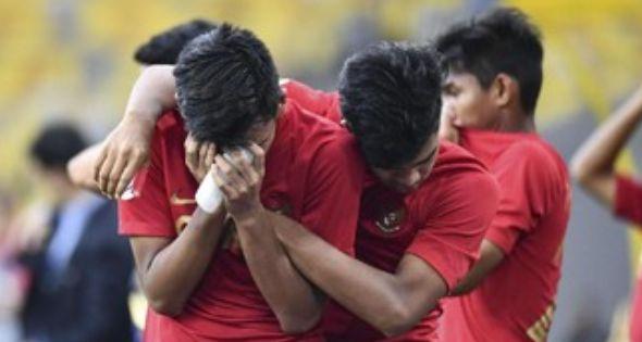 Jangan Menangis Timnas U-16, Berlatihlah Lebih Keras