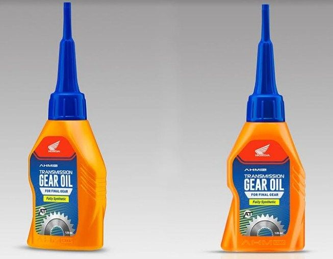 Gear Matic Oil, Oli untuk Motor Skutik Premium Honda