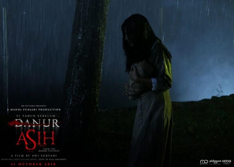 """Asih"", Kisah Hantu  Paling kelam dari ""Danur Universe"""