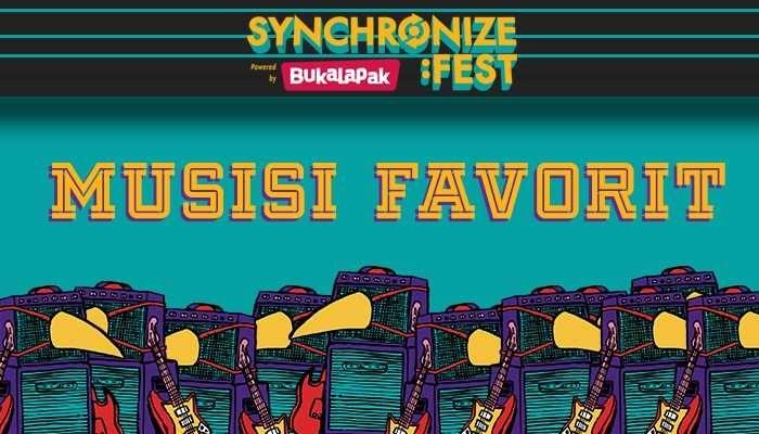 H-1 Penyelenggaraan Synchronize Fest 2018, Mari Kita Lihat Formasinya