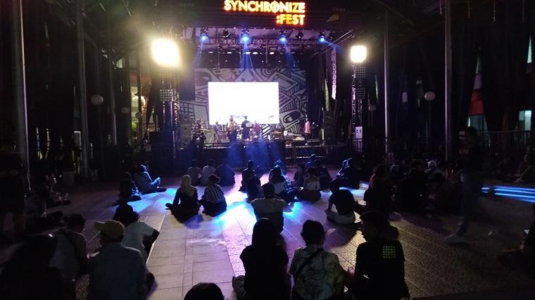 Pergelaran Synchronize Fest 2018 Mulai Dipadati Penonton
