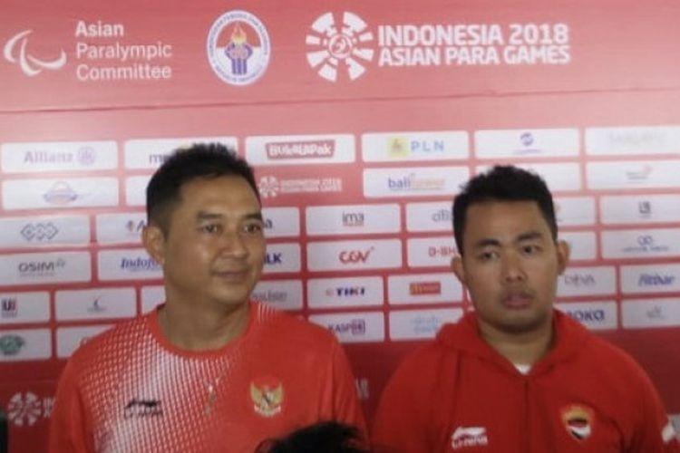 Asian Para Games, Tim Para Bulu Tangkis Indonesia Lolos ke Semifinal