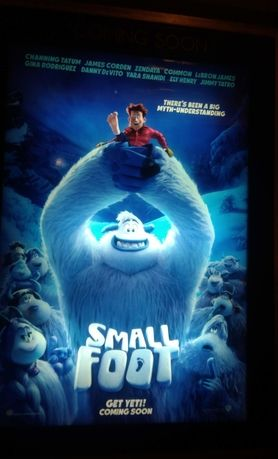 Review Film SmallFoot: Upaya Membangun Komunikasi Antara Manusia Dan Yeti