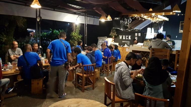 Kedai Kopi Terbaru Bandung Timur