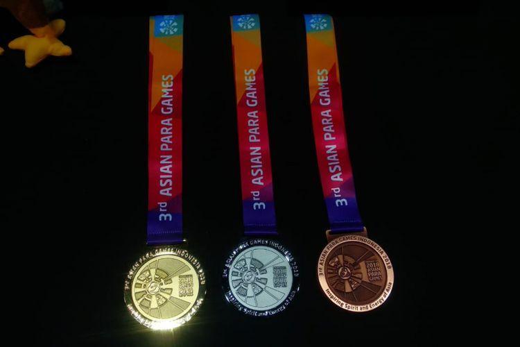 Keunikan Desain Medali Asian Para Games 2018 yang Harus Kamu Tahu!
