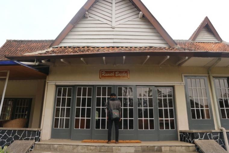Napak Tilas Perjalanan Hidup Karel Albert Rudolf Bosscha di Pangalengan