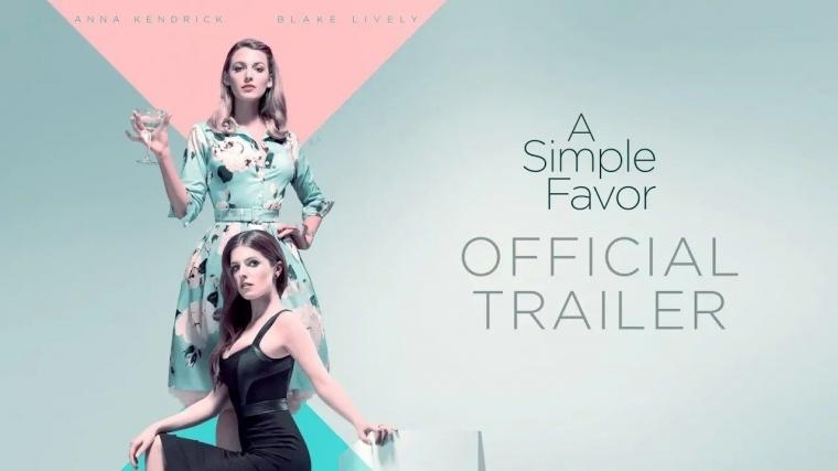 """""""A Simple Favor"""", Saat Kebaikan Anna Kendrick Berujung Misteri"""