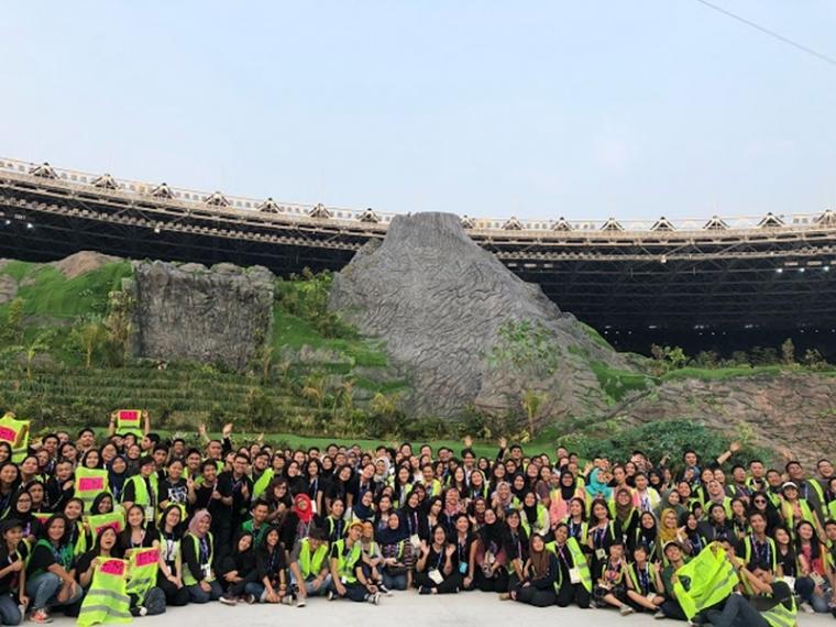 Cerita dari Balik Panggung Opening Ceremony Asian Games 2018