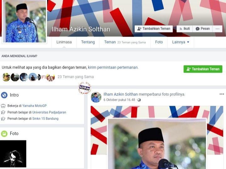 Hoax Menimpa Bupati Bantaeng, Humas Minta Netizen Jangan Percaya