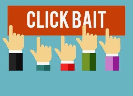 Penurunan Standar Kualitas Judul Berita Melalui Clickbait