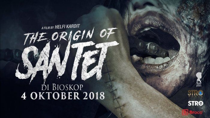 """The Origin of Santet,"" Film Horor Lokal Rasa Impor"