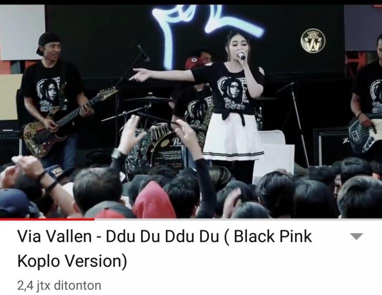 """Ketika Via Vallen Menyanyi Lagu Korea, dari """"OAOE"""" ke """"Ddu Du Ddu Du"""""""