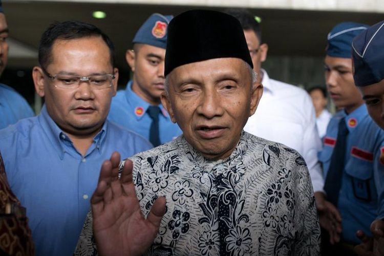 Menduga-duga Kasus Korupsi yang akan Diungkapkan Amien Rais