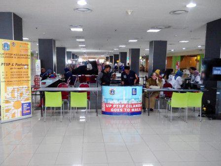 PTSP Goes to Mall Hadir di Lotte Mart Fatmawati