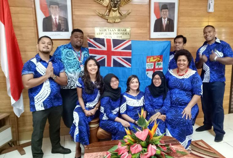 Fiji's Day with Sulu Chamba
