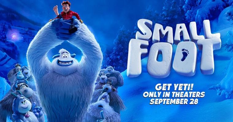 """""""Smallfoot"""", Sebuah Film yang Merepresentasikan Hakikat dari Film Keluarga yang Sebenarnya"""