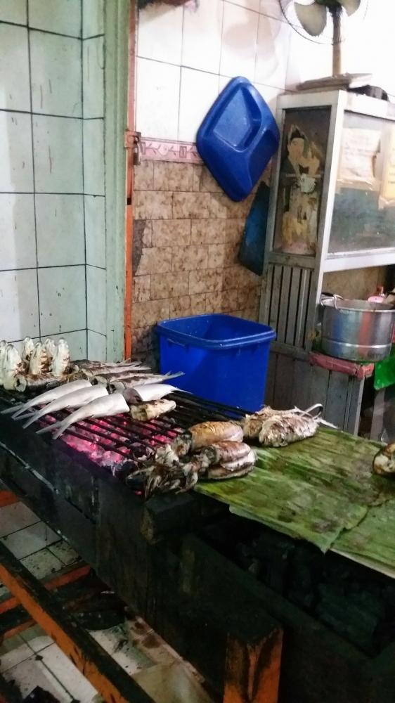 Ikan Bakar, Kudapan Kampung Halaman yang Dirindukan