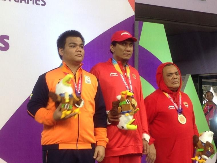 Tim Indonesia Mendominasi Cabang Olahraga Catur Asian Para Games 2018