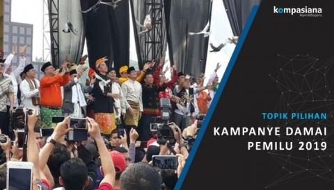 KAMPANYE DAMAI 2019