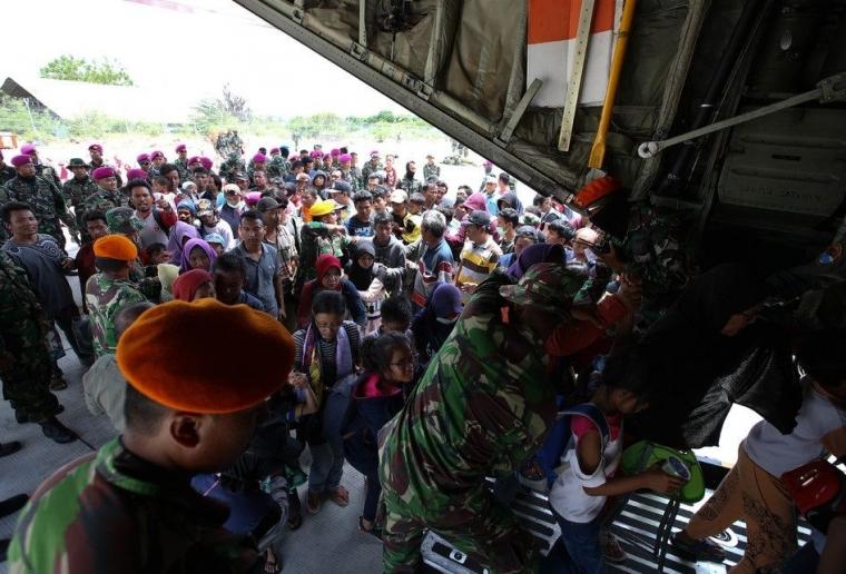 Semoga Pemda Sulawesi Tengah Tidak Diskriminatif dalam Menangani korban Bencana