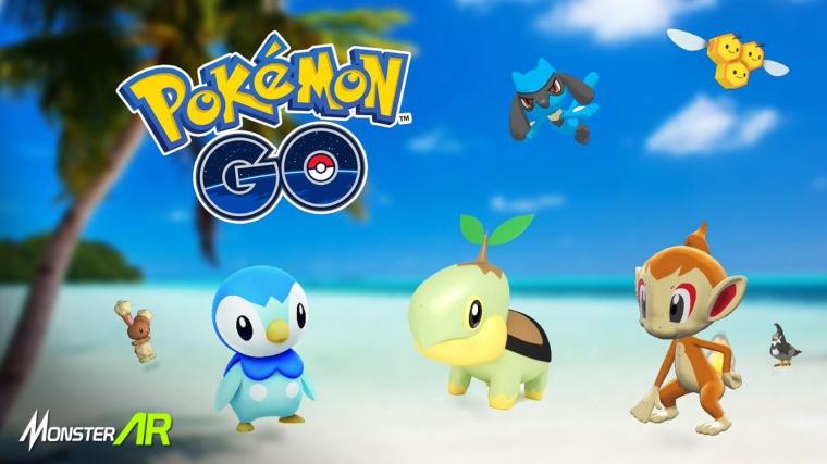 "Pokemon Go Uptade, Jenis Pokemon Lebih Banyak, dan ""Gameplay"" Lebih Seimbang"