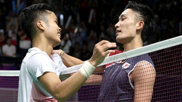 Menyambut Serial Lanjutan Rivalitas Ginting-Momota di Denmark Open 2018