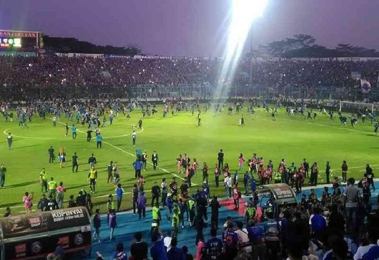 Apresiasi atas Hukuman Tegas PSSI kepada Arema FC dan Suporternya