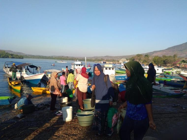 Kampung Muslim Baranusa Alor NTT