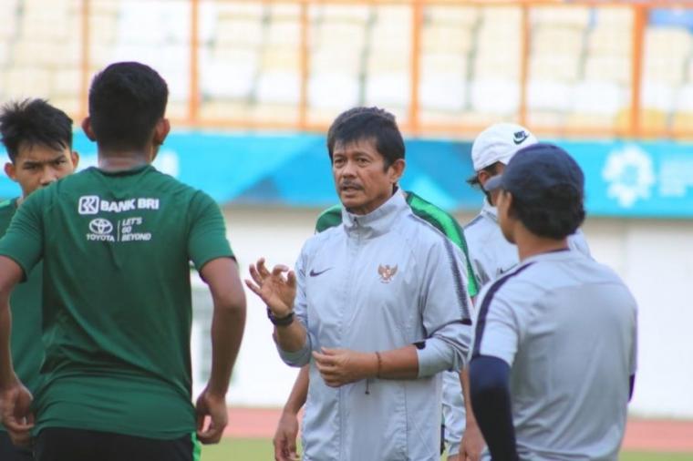 Dari Laga Timnas U-19 Versus Saudi Arabia, Indra Sjafri  Lupa Sesuatu