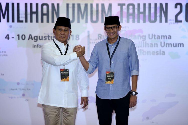 Penguasaan Data, Titik Lemah Tim Kampanye Prabowo-Sandi